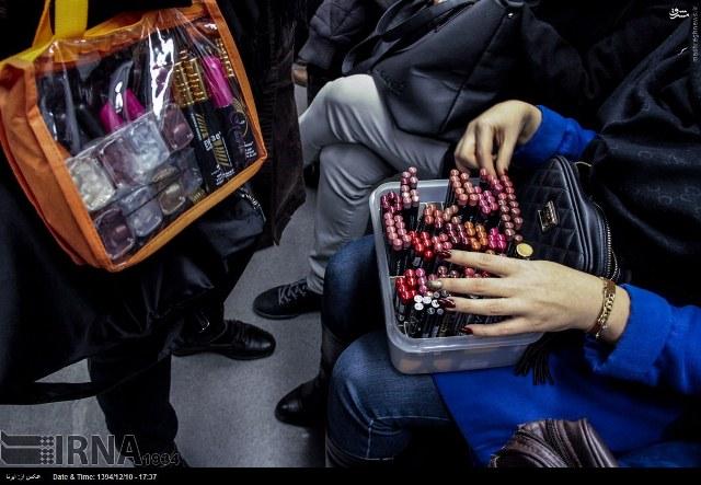 گزارشی تحقیقی از وضعیت زنان دستفروش مترو و شبکه همیاری زیرزمینی