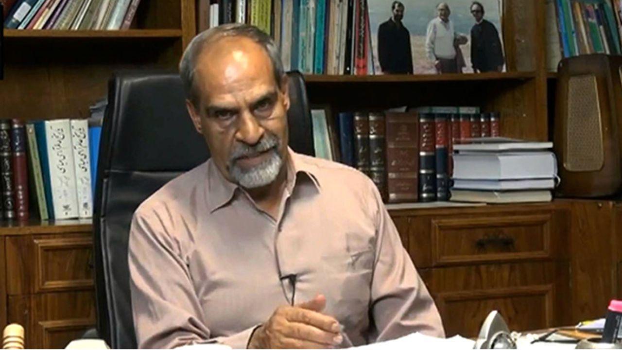 نعمت احمدی، حقوقدان