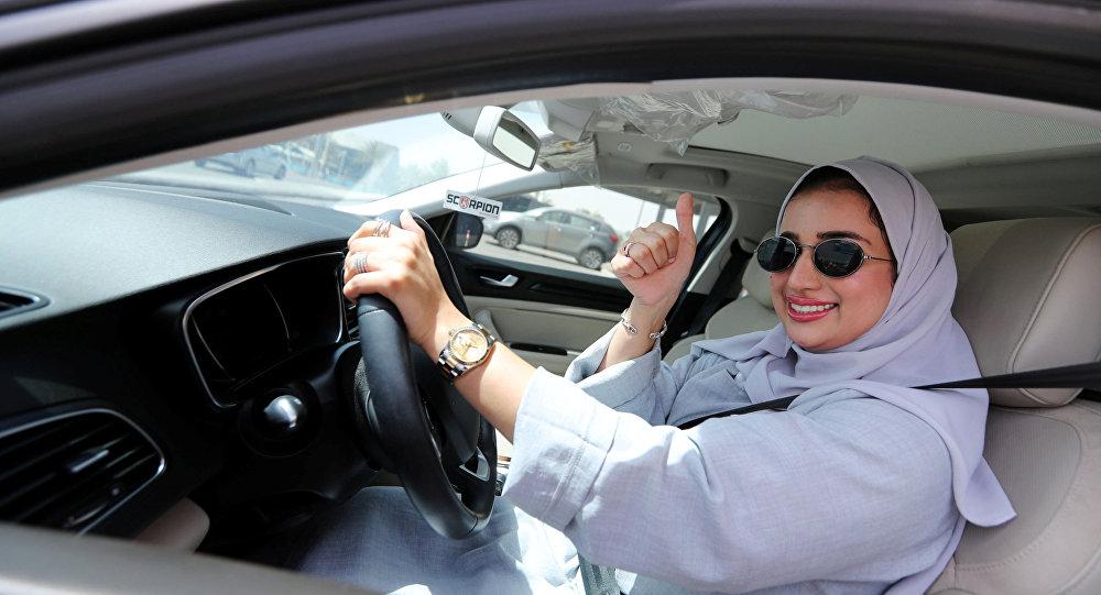 زنان سعودی یک حق دیگر دریافت کردند