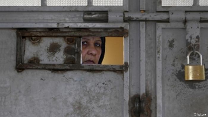 زن زندانی