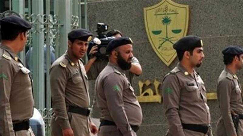 نیروهای امنیتی سعودی