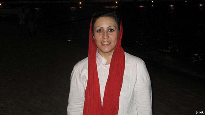 مریم اکبری منفرد، زندانی سیاسی زن