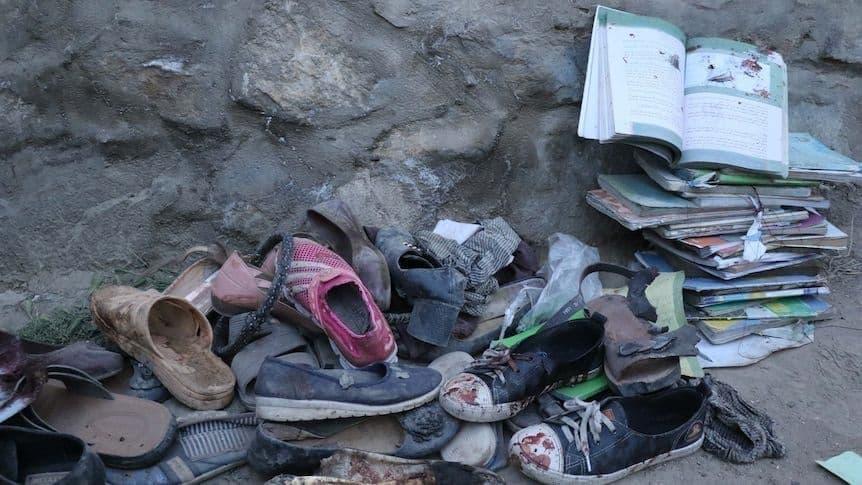 شعری از سپیده جدیری؛ برای ابراز همدردی با مردم افغانستان