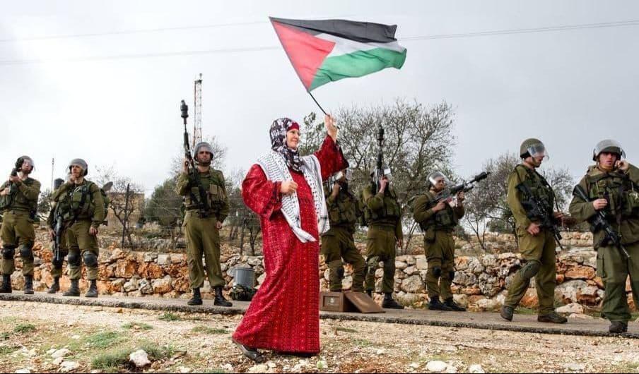رویکرد فمینیستی به مسئله فلسطین