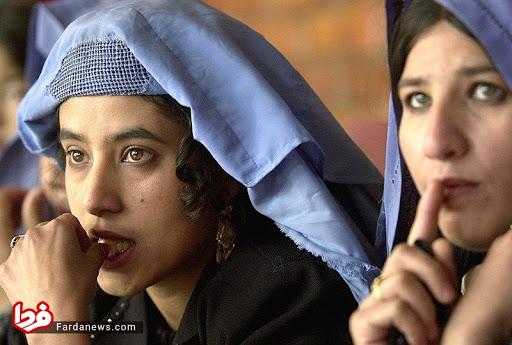 جایگاه زنان در حکومت طالبان