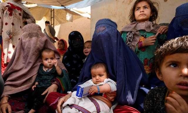زنان افغانستان به خودکشی فکر می کنند