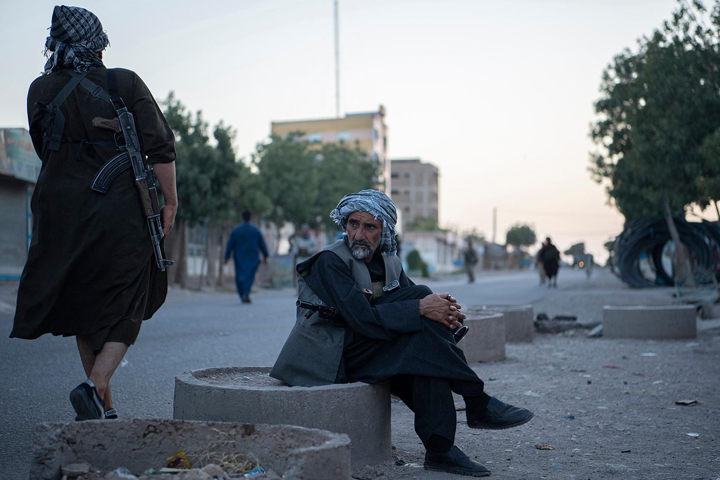 شهری به ماتی مرگ، گزارش نیلوفر از هرات