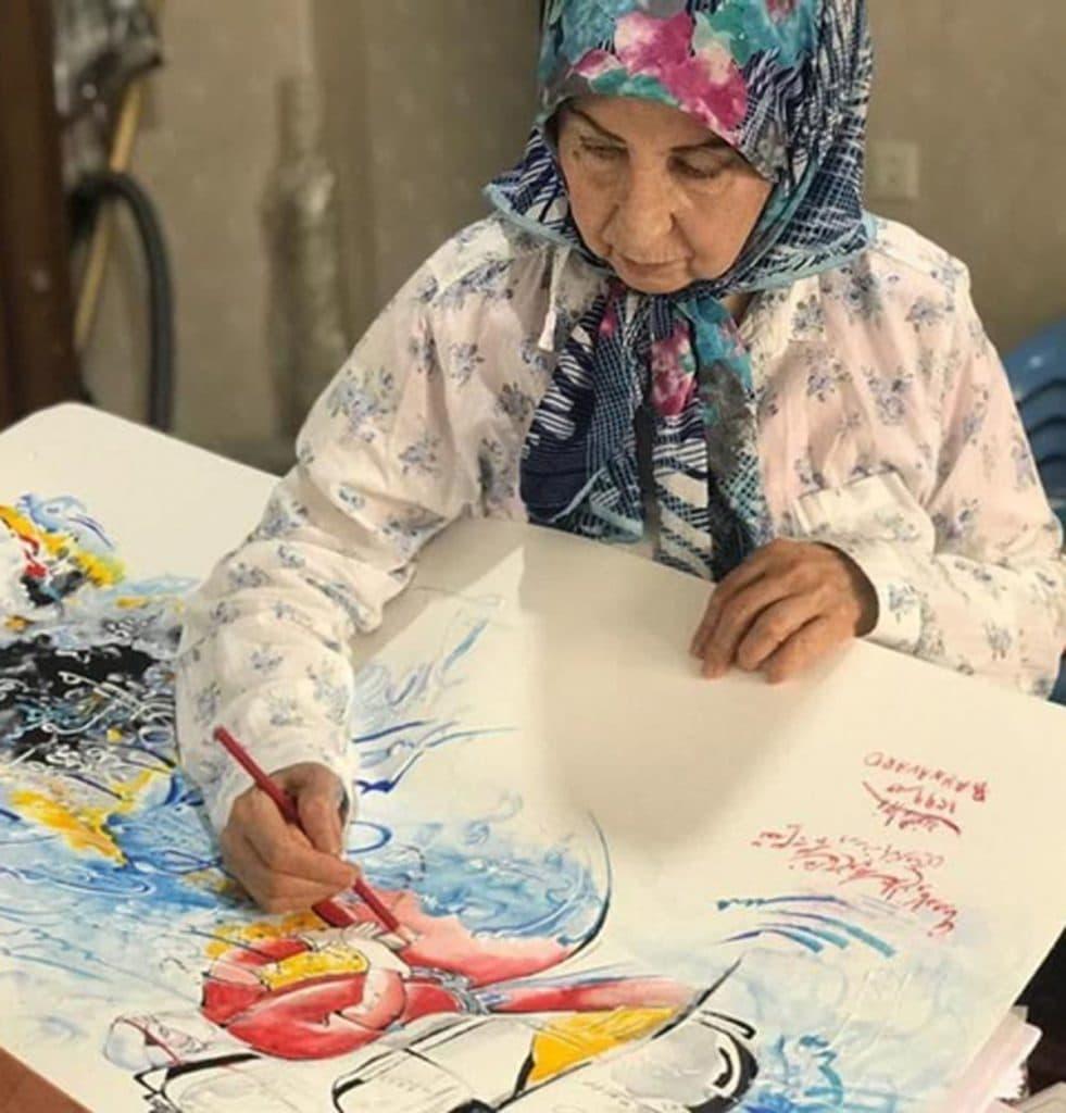 دکتر زهرا رهنورد؛ هنرمند به مثابه کنشگر